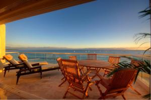 Farito Beachfront Penthouse