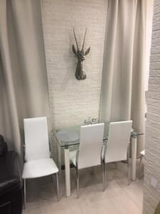 Swedish apartment at Romanovskaia 22 - фото 7