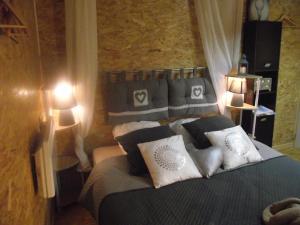 Chez Christy, Bed & Breakfast  Voussac - big - 122