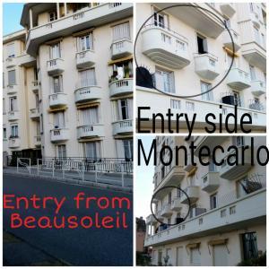 Palais sur Monaco