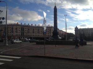 Апартаменты на Площади Победы - фото 11