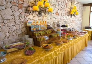 Hotel Ristorante Panoramico, Hotely  Castro di Lecce - big - 34