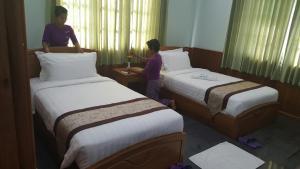 Set Sae Hotel - Burmese Only, Hotely  Mawlamyine - big - 21
