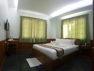 Set Sae Hotel - Burmese Only, Hotely  Mawlamyine - big - 13