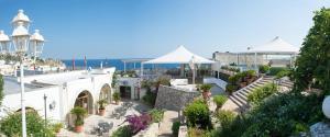 Hotel Ristorante Panoramico, Hotely  Castro di Lecce - big - 56