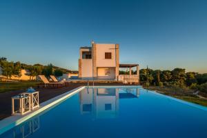 Kalas Residence, Villas  Keríon - big - 21