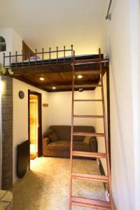Underground Rome's Room, Апартаменты  Рим - big - 8