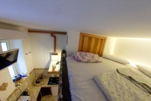 Underground Rome's Room, Апартаменты  Рим - big - 7