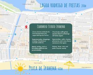 Charmoso Studio Ipanema