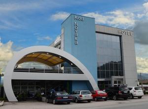 Hotel Novak, Зворник