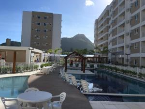 Suites W-Riocentro, Гостевые дома  Рио-де-Жанейро - big - 23