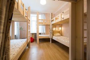 Москва - Makarov Hostel