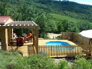Holiday home Roquetaillade