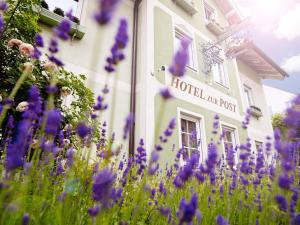 Grune Bio Hotel Zur Post Salzburg