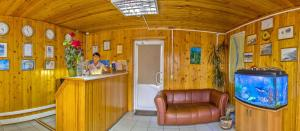 Отель У озера - фото 18