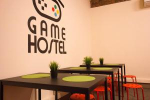 Game Hostel