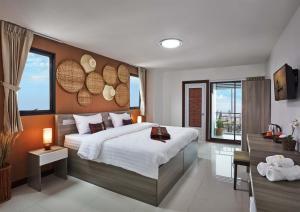 Wattana Place, Hotely  Bang Kapi - big - 22