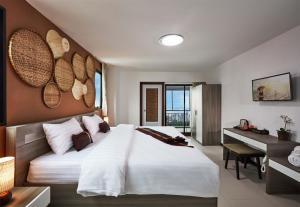 Wattana Place, Hotely  Bang Kapi - big - 25