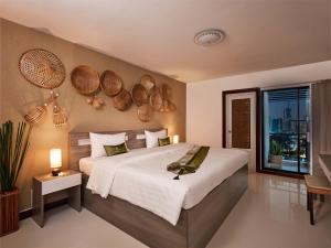 Wattana Place, Hotely  Bang Kapi - big - 17