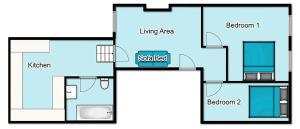 Norton Apartment, Apartmány  Brighton & Hove - big - 14