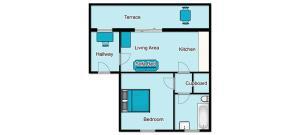 Roedean Crescent, Apartments  Brighton & Hove - big - 9