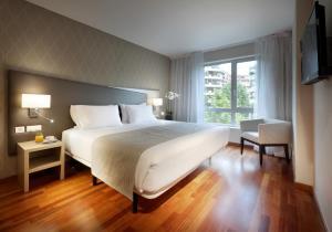 Exe Zaragoza WTC, Hotel  Saragozza - big - 2