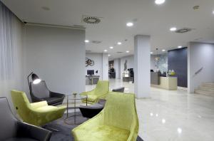Exe Zaragoza WTC, Hotel  Saragozza - big - 17