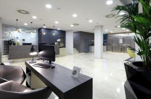 Exe Zaragoza WTC, Hotel  Saragozza - big - 16