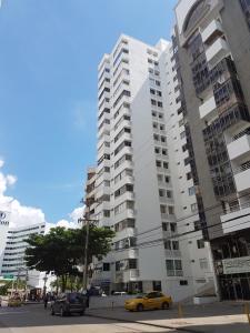 Espectaculares Vistas, Edificio Nautilus, Barrio El Laguito., Апартаменты  Картахена - big - 55
