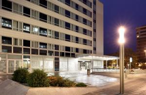 Exe Zaragoza WTC, Hotel  Saragozza - big - 10