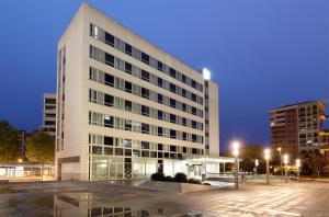Exe Zaragoza WTC, Hotel  Saragozza - big - 11