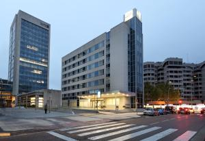 Exe Zaragoza WTC, Hotel  Saragozza - big - 9