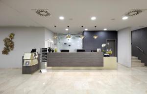Exe Zaragoza WTC, Hotel  Saragozza - big - 30