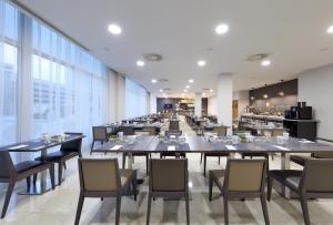 Exe Zaragoza WTC, Hotel  Saragozza - big - 26