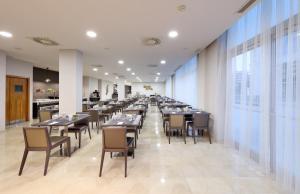 Exe Zaragoza WTC, Hotel  Saragozza - big - 25