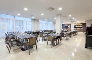 Exe Zaragoza WTC, Hotel  Saragozza - big - 24