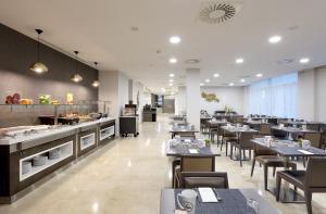 Exe Zaragoza WTC, Hotel  Saragozza - big - 23