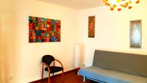 2 Bed Apartment in Budapest