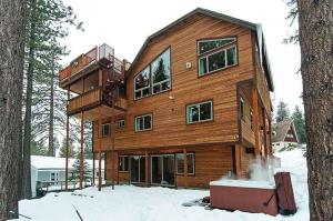 7 Bedroom/6.5 Bath 5700 Sq Ft Vacation Rental, Case vacanze  South Lake Tahoe - big - 17