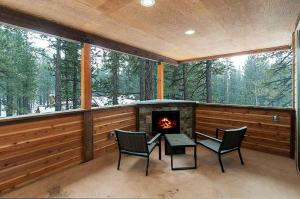7 Bedroom/6.5 Bath 5700 Sq Ft Vacation Rental, Case vacanze  South Lake Tahoe - big - 2