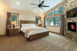 7 Bedroom/6.5 Bath 5700 Sq Ft Vacation Rental, Case vacanze  South Lake Tahoe - big - 35