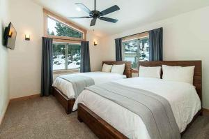 7 Bedroom/6.5 Bath 5700 Sq Ft Vacation Rental, Case vacanze  South Lake Tahoe - big - 30
