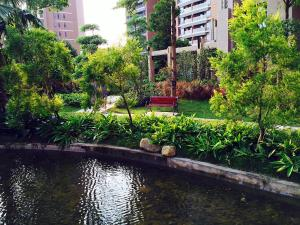HouseShare Zhuhai Hengqin Chimelong Branch, Апартаменты  Чжухай - big - 26