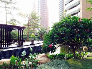 HouseShare Zhuhai Hengqin Chimelong Branch, Апартаменты  Чжухай - big - 28