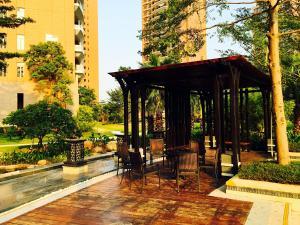 HouseShare Zhuhai Hengqin Chimelong Branch, Апартаменты  Чжухай - big - 29