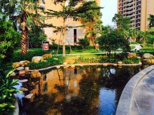 HouseShare Zhuhai Hengqin Chimelong Branch, Апартаменты  Чжухай - big - 30