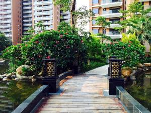 HouseShare Zhuhai Hengqin Chimelong Branch, Апартаменты  Чжухай - big - 31