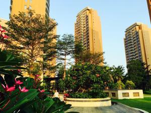 HouseShare Zhuhai Hengqin Chimelong Branch, Апартаменты  Чжухай - big - 33