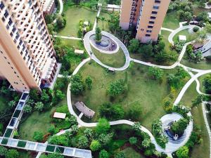 HouseShare Zhuhai Hengqin Chimelong Branch, Апартаменты  Чжухай - big - 34