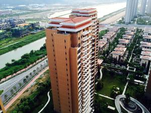 HouseShare Zhuhai Hengqin Chimelong Branch, Апартаменты  Чжухай - big - 35